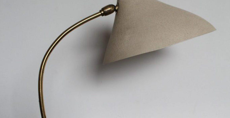 Louis Kalff \'kraaienpoot\' lamp, jaren 50/60, Philips – Tezz Vintage